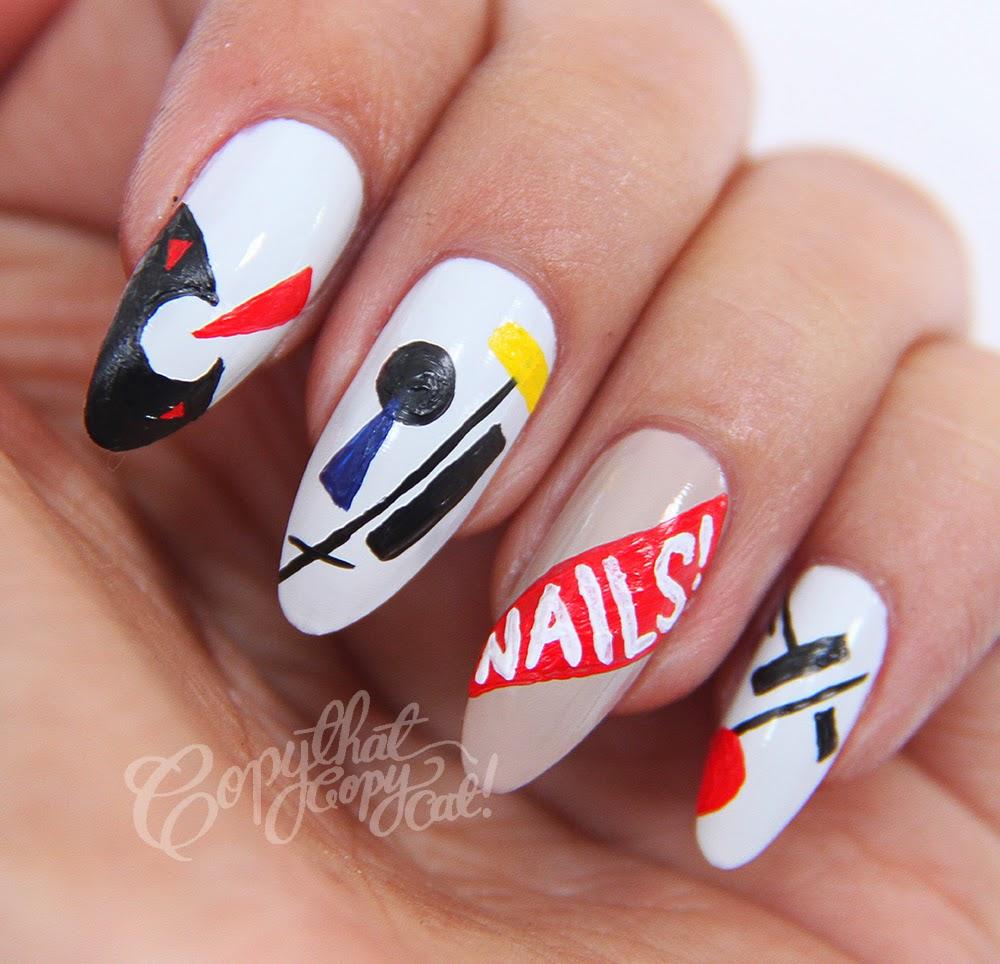 Constructivism nails copy that copy cat prinsesfo Images