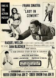 La mujer de cemento  (1968) Descargar y ver Online Gratis