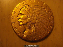 Dos dolares y medio 1925- 4gr oro
