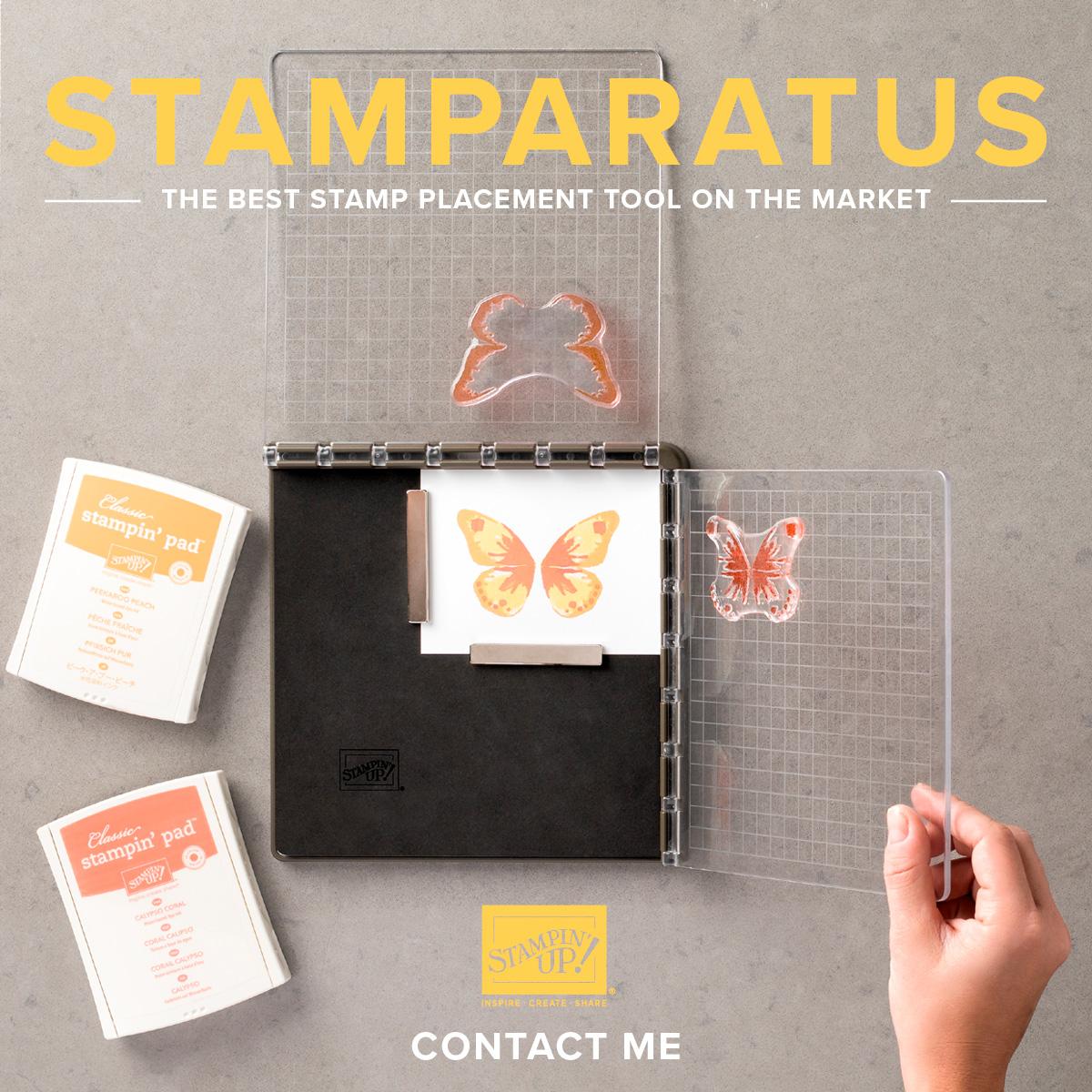 スタンパレイタス(Stamparatus) 予約受付中です!