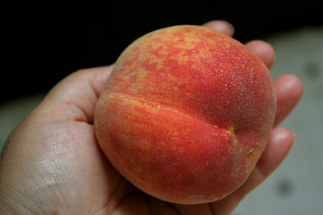 Farmwife at Midlife -: The Perfect Peach: a Cautionary Tale