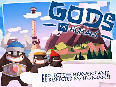 GODS vs HUMANS v1.0 [Full]
