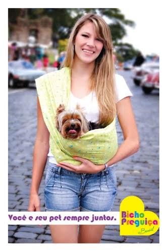 Conheça a linha Bicho Preguiça Brasil PET
