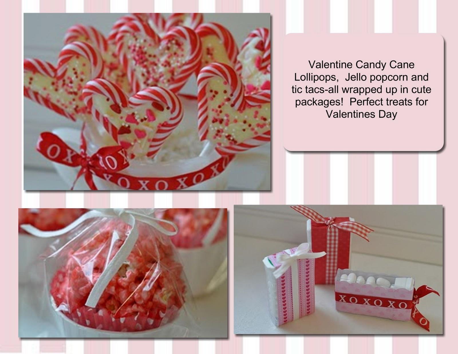 Diy Valentine Treats Pinterest Crafts