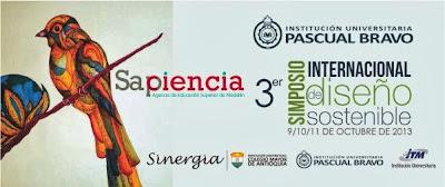 Simposio internacional Diseño Sostenible Medellín