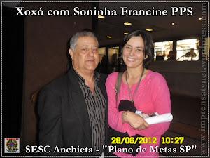Xoxó com Soninha Francine PPS