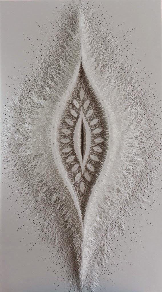¿Arte en papel o papel hecho arte?