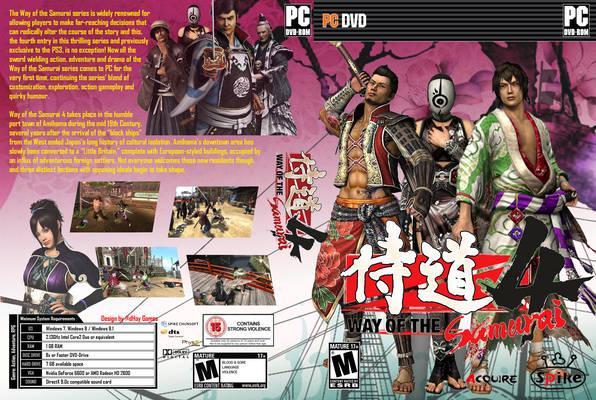 تحميل لعبة Way of the Samurai 4 برابط واحد مباشر