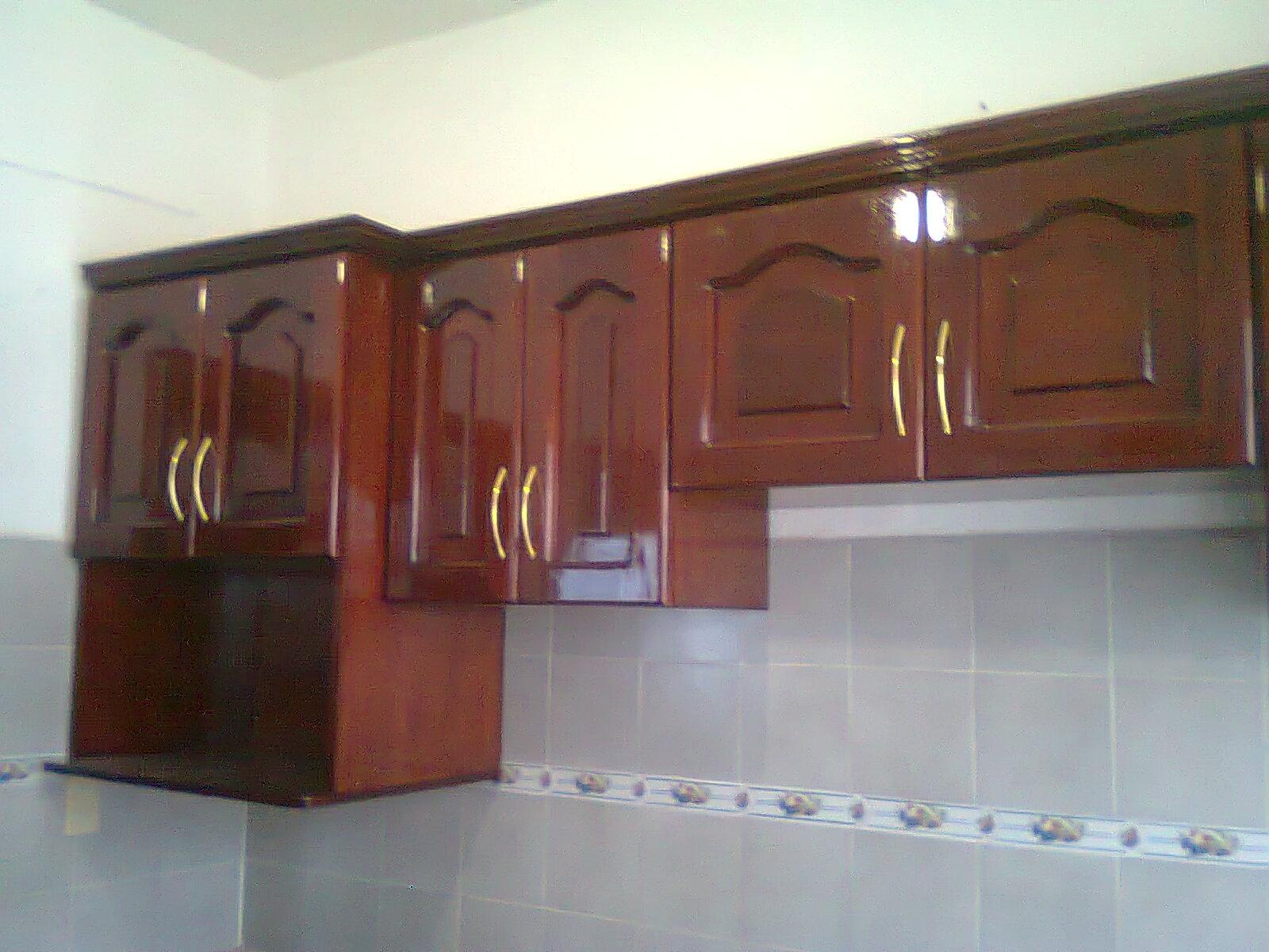 Cocinas de madera de cedro reposteros para cocina en for Planos para cocina integral de madera