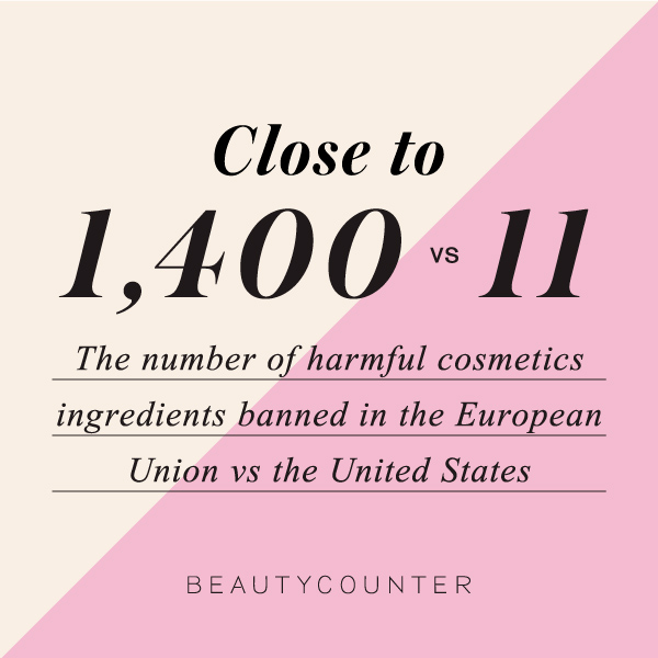 why ditch store #makeup! #chemicals in makeup #overthrowmartha
