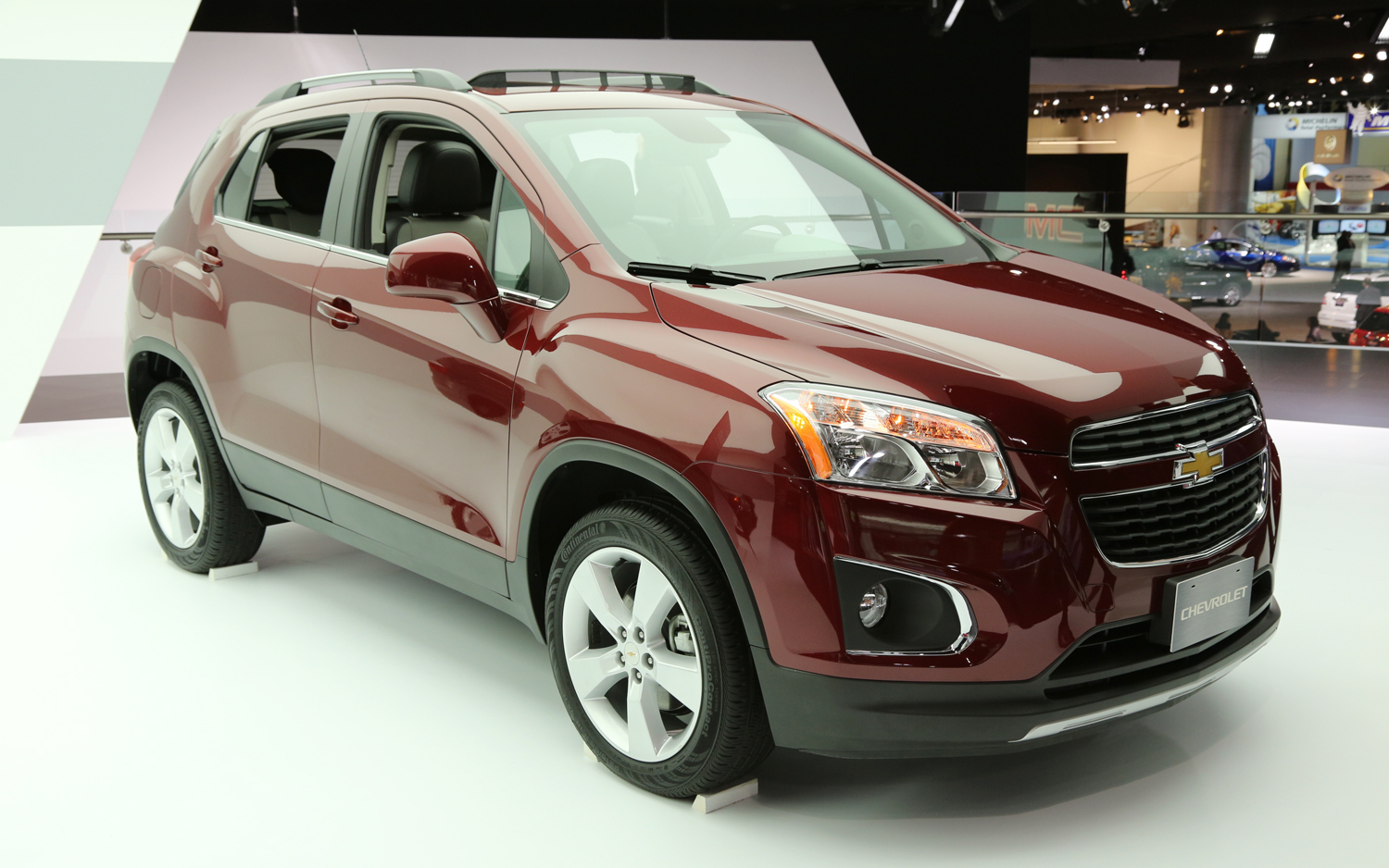 latest cars models chevrolet trax 2013. Black Bedroom Furniture Sets. Home Design Ideas