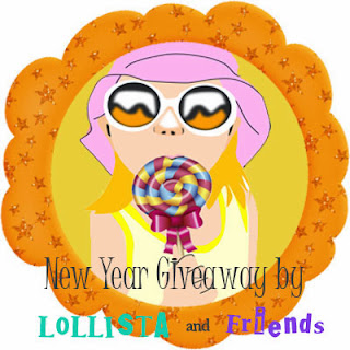 NEW YEAR GIVEAWAY BY LOLLISTA & FRIENDS