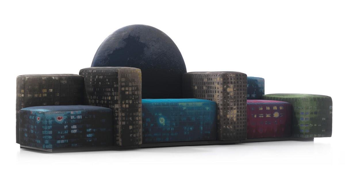 CASA, ARREDAMENTO E BRICOLAGE: Notturno a New York, il divano di ...