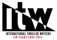 BOBBY IS A PROUD MEMBER OF INTERNATIONAL THRILLER WRITERS