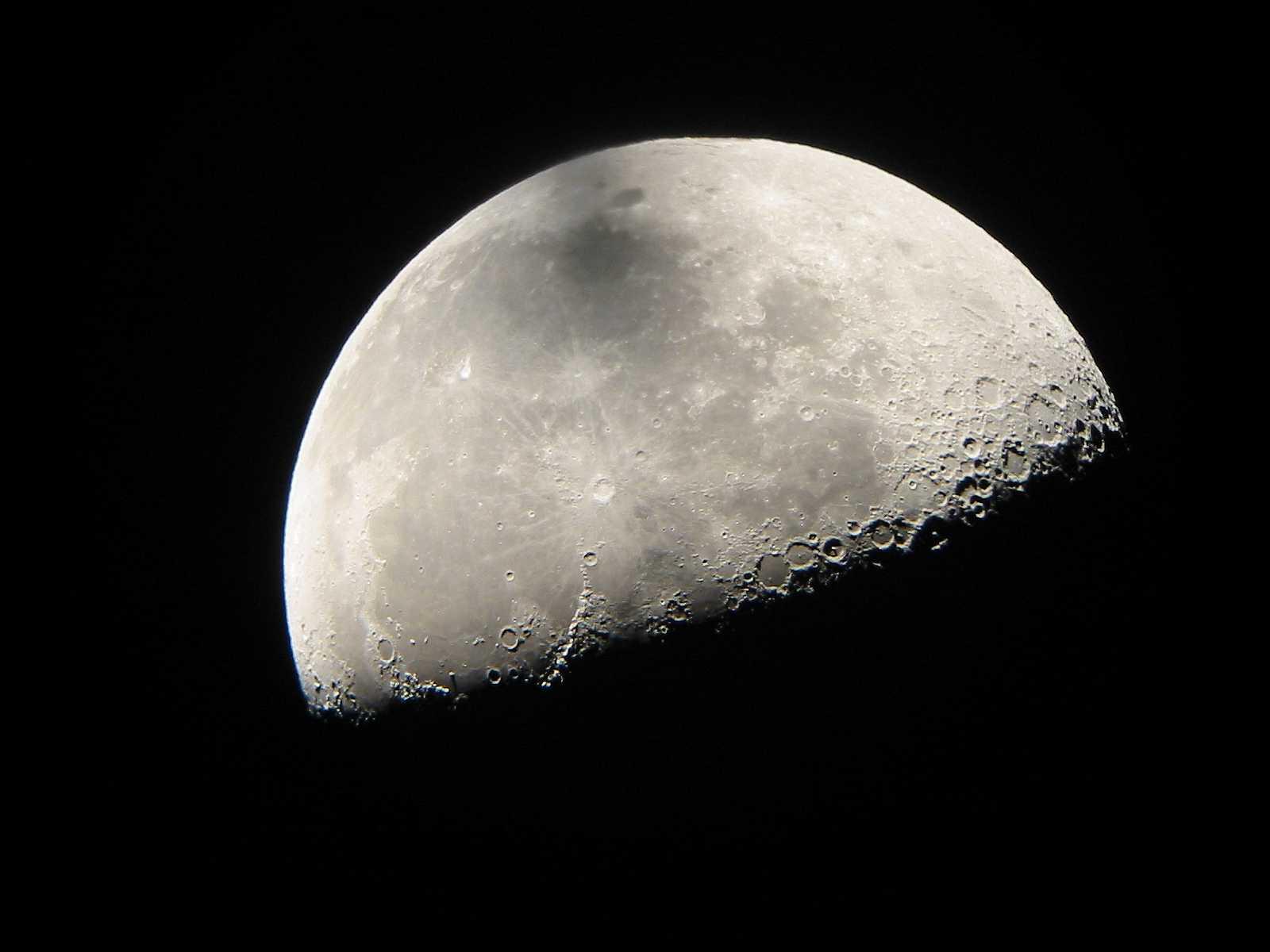 Compartiendo luz con sol for Cuarto menguante de la luna