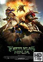 Las Tortugas Ninja (2014) BRrip 720p Latino-Ingles