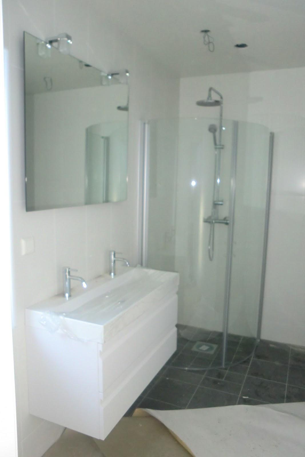Lilla villa djupsundet: lite bilder från våra badrum