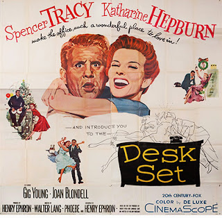 Desk Set (1 Mei 1957)