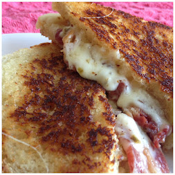 Bacon Pepper Jack Grilled Cheese