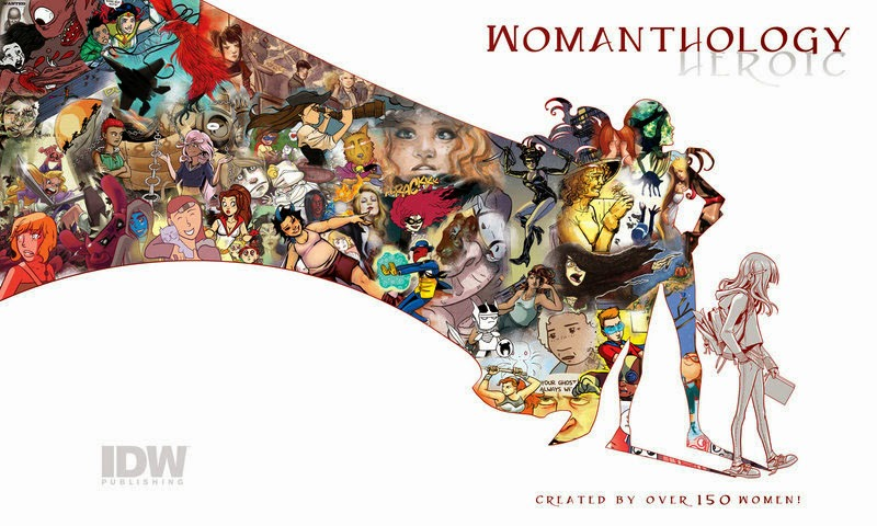 WOMANTHOLOGY - OVER $50,000 DONATED TO CHARITY!!