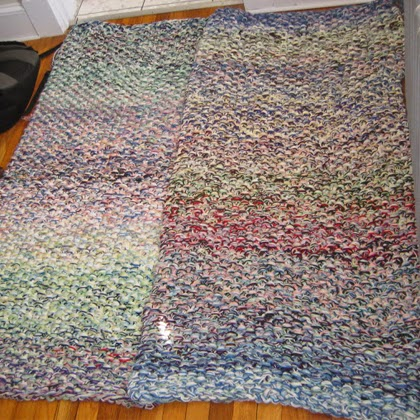 10 Hour Afghan Pattern - My Remnant Throw Blanket