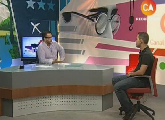 orielo's kitchen en la hora de Alfredo Casas en Canal Almería TV