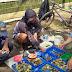 Penjual Batu Akik Mulai Menjamur di Baleendah