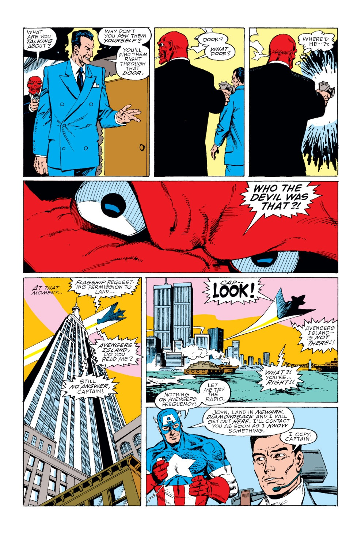 Captain America (1968) Issue #365 #298 - English 5