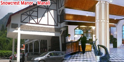 Hotel Snow Crest Manor, Manali