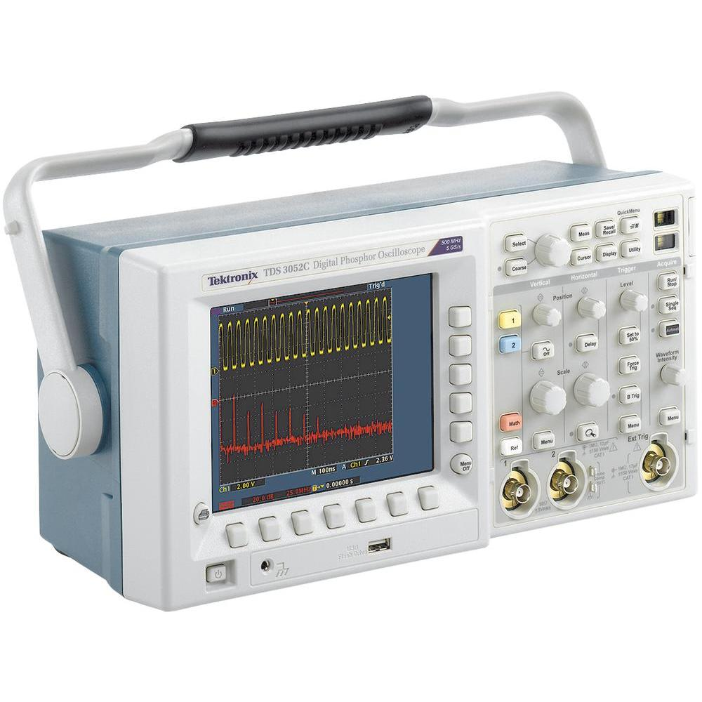 hieu chuan Oscilloscope - TDS3032C - Tektronix