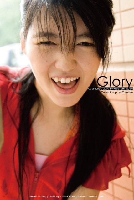 人像寫真 - Glory [20090524]