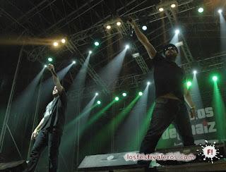 Juergas Rock Festival, 2015, Los Chikos del Maiz