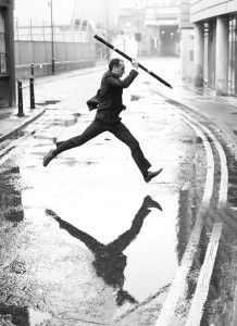 Peter Whelan - photo Martin Usborne