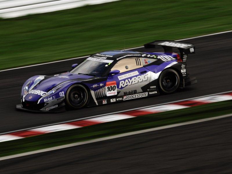 Super GT, japońska liga wyścigowa, seria, JDM, japanese, racing, Autobacs, Honda HSV-010GT