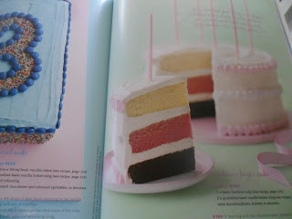 Rainbow Layer Cake from Donna Hay Kids Issue magazine