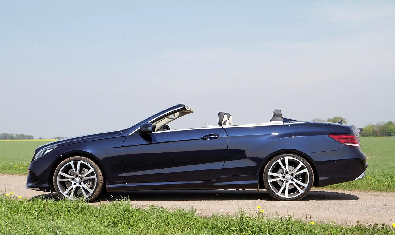 Automotiveblogz 2014 mercedes benz e class cabriolet photos for 2016 mercedes benz e class convertible