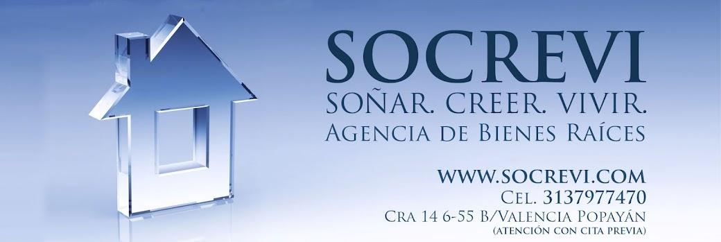 SÓCREVI Agencia de Bienes Raíces