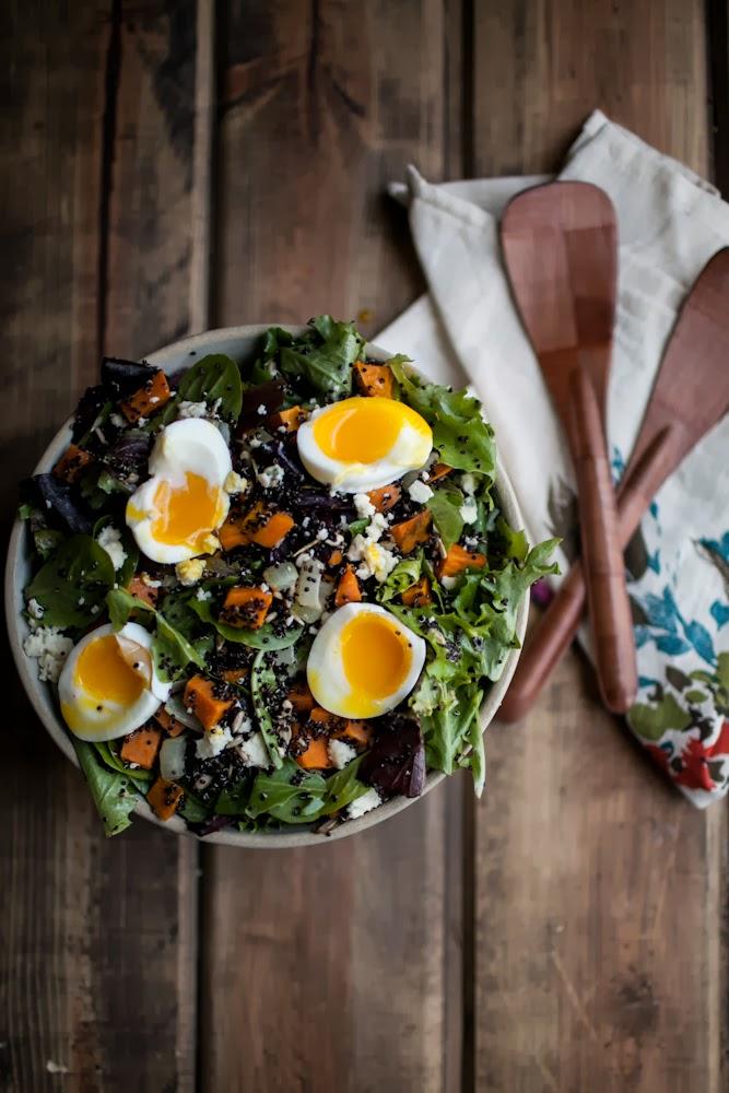 Dreams in HD: Recipe :: Sweet Potato & Quinoa Salad with ...