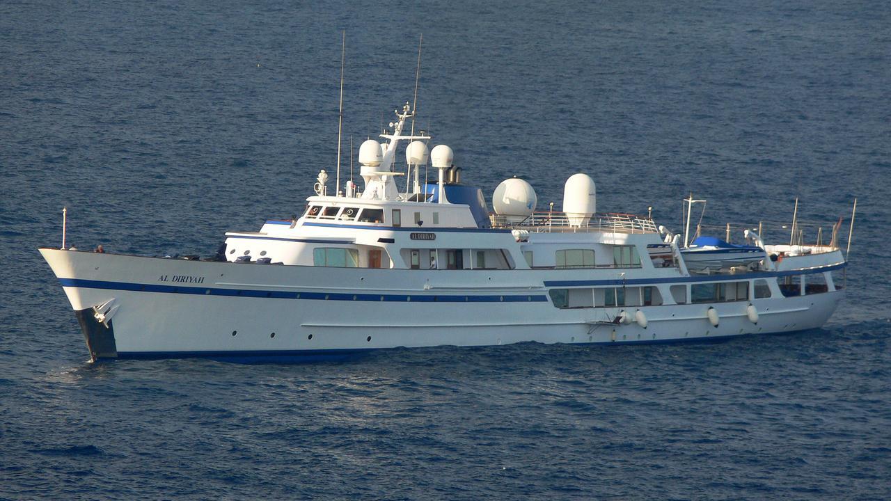 Superyacht AL DIRIYAH