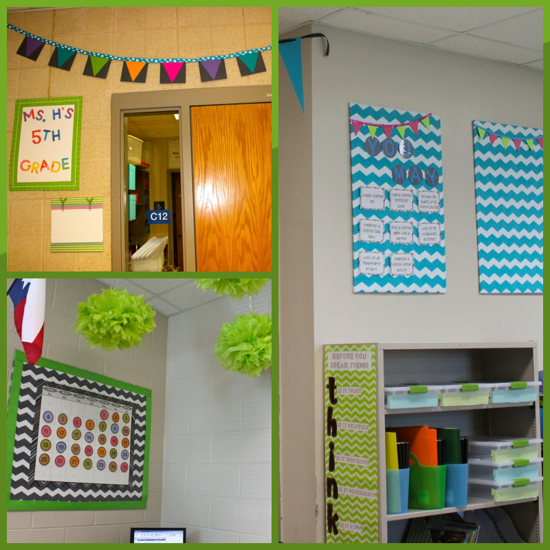 Classroom Decoration Ideas For Grade 1 ~ Room tour  — the science penguin