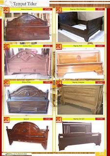 Tempat Tidur Furniture Klender ( Halaman 23 )