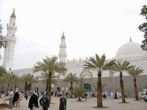 Masjid Quba - Umroh Murah Maret 2015