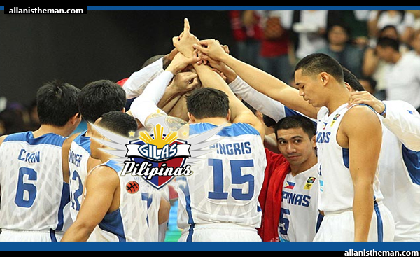 Gilas Pilipinas Official 24-man lineup for 2015 FIBA Asia Championship