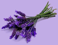 A-Z Of Spring Cleaning, L for lavender