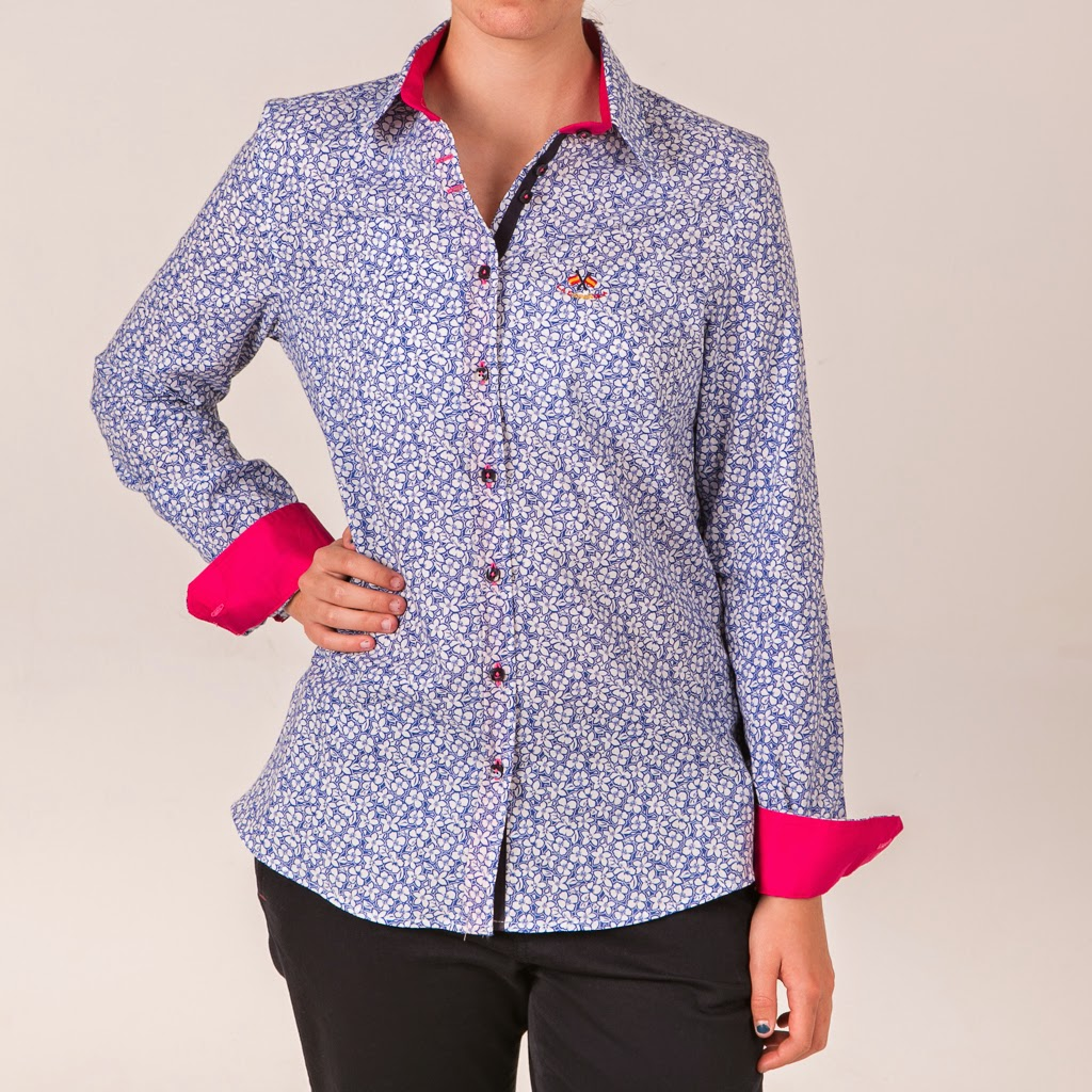 Blusa estampada de la nueva colección para mujer de Paco Cecilio
