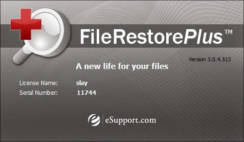 FileRestorePlus 3.0.5 Build 525