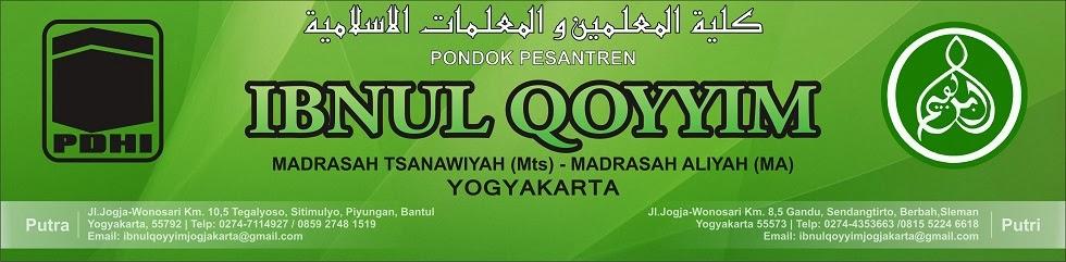 Pondok Pesantren Ibnul Qoyyim Yogyakarta