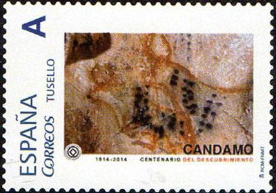 Tu sello personalizado Cueva Candamo