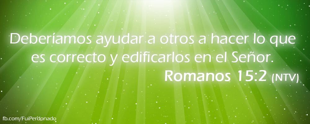 Romanos 15:2