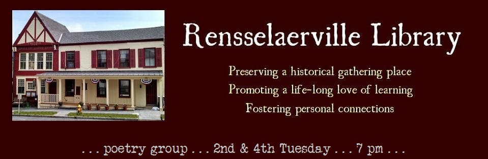 Rensselaerville Library Poetry Group